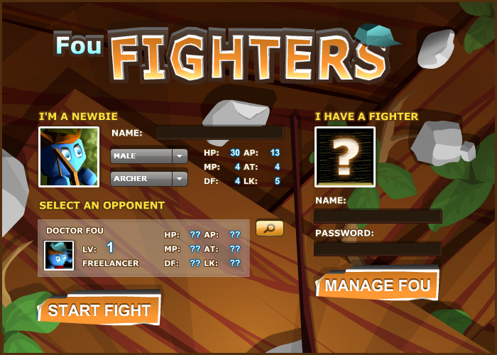 Fou Fighters